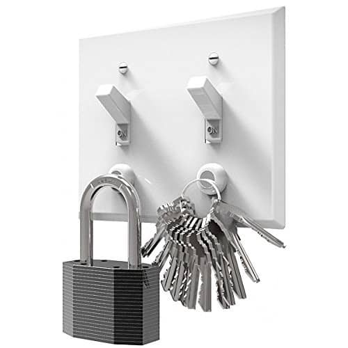 The KeyCatch by KeySmart: A Modern Magnetic Key Rack - 2 Pack $5.88 @Cabelas