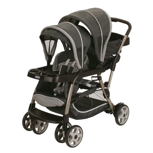 Graco Ready2grow Click Connect LX Stroller, Glacier $132.59  @Walmart
