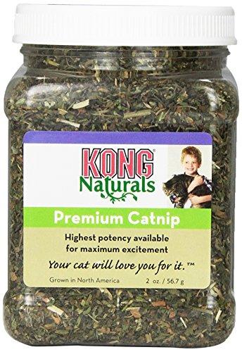 2oz Kong Premium Catnip $4.99 Prime