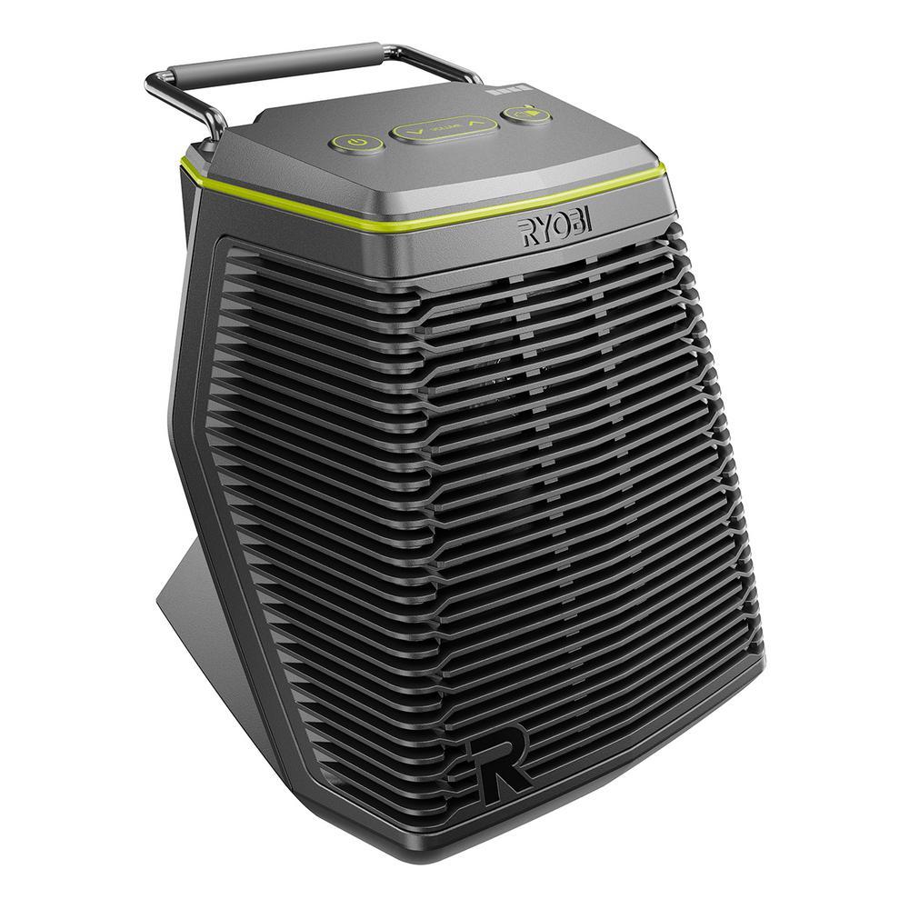 Home Depot: YMMV Ryobi 18-Volt ONE+ Score Wireless Secondary Speaker $15.03 or 2-Speaker Set $38.03 in Store Clearance