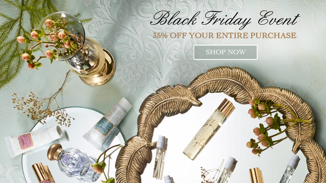 TOCCA Beauty and Home Fragrance Products 35% off Site-wide