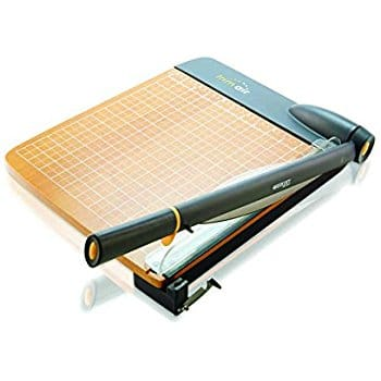 "shoprunner eligible Acme Westcott® TrimAir 12"" Titanium Blade Guillotine Paper Trimmer $33.39 at staples"