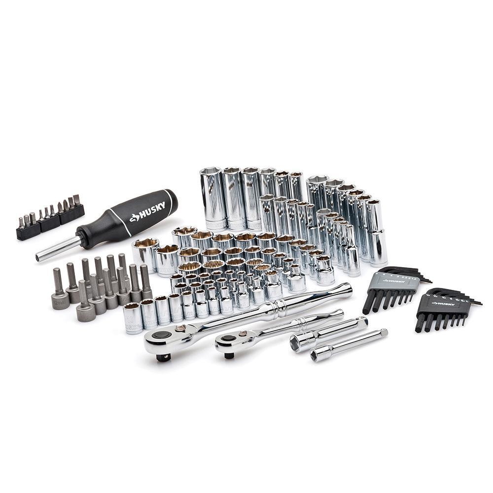 Husky Mechanics Tool Set (111-Piece)  $49.97 + Free Shipping