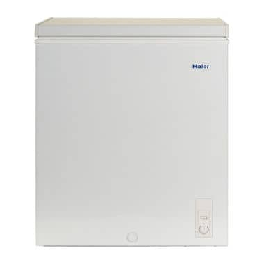 Haier 5 0 Cu Ft Chest Freezer 99 98 With Free