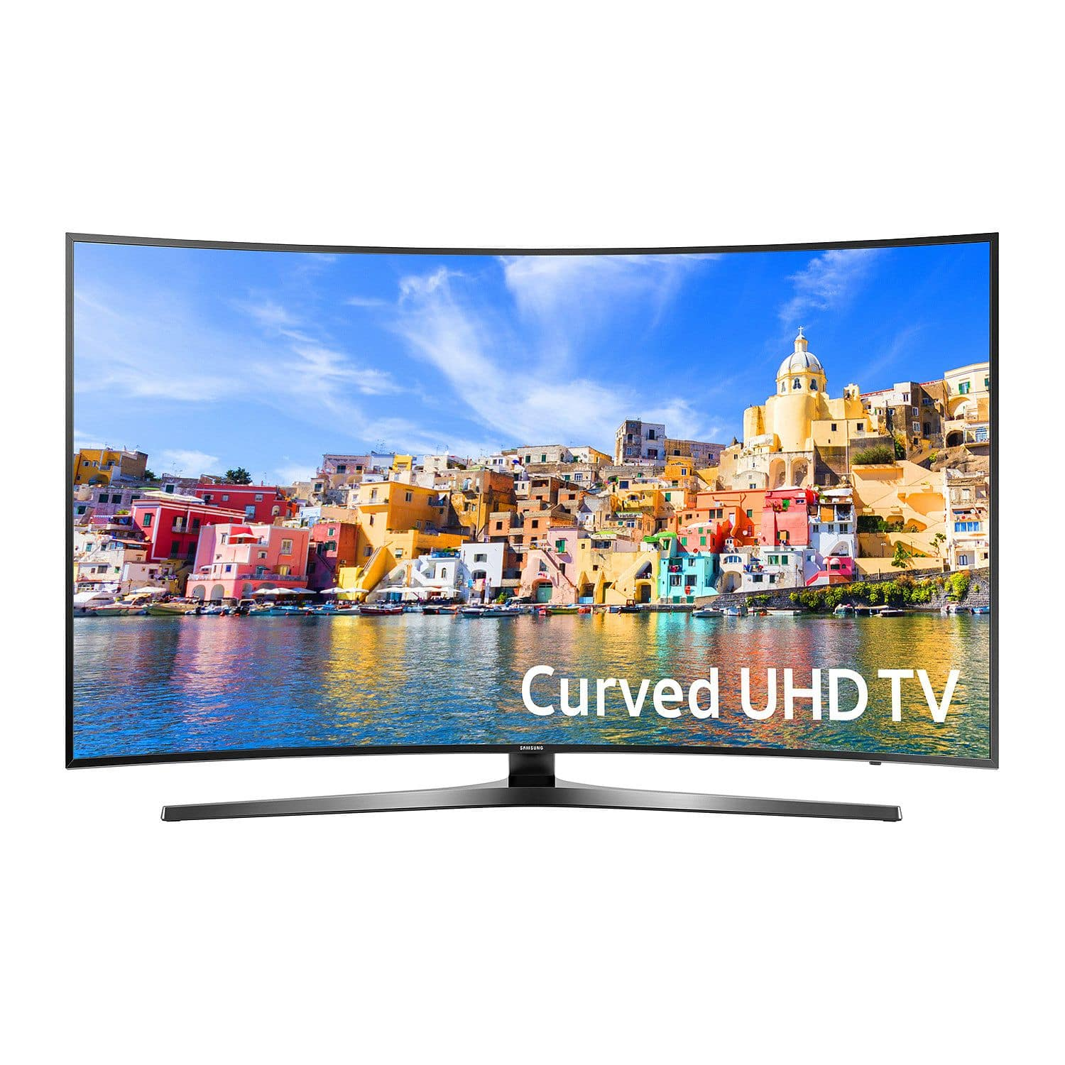 """Samsung 43"""" 4K UHD Smart Curved HDR LED TV - UN43KU7500 - $448 @ Sam's Club B&M and online w/ free shipping - May 13th ONLY"""