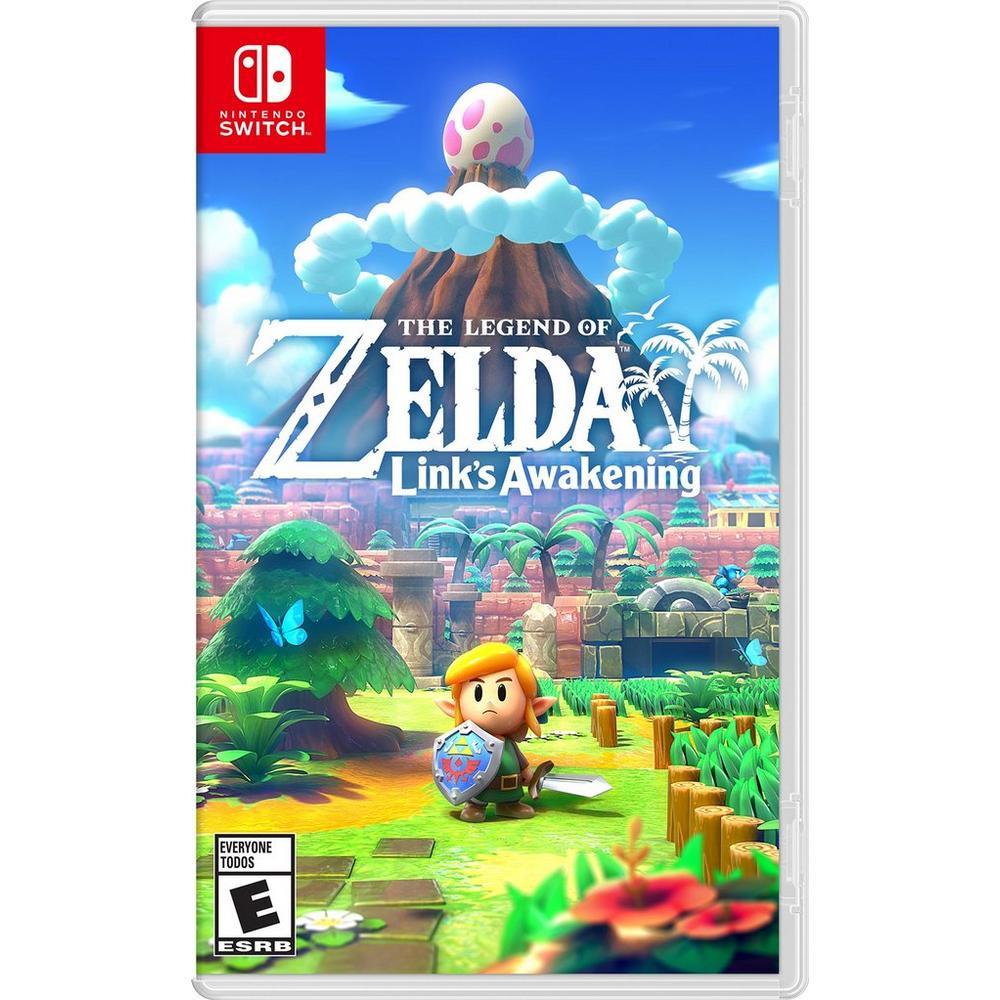 Nintendo Switch - Legend of Zelda Link's Awakening $49.94 Walmart Brick and Mortar