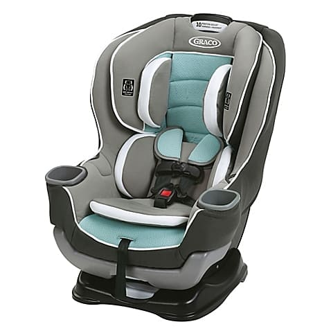 Graco Extend2Fit Convertible Car Seat $135 AND $40 GC