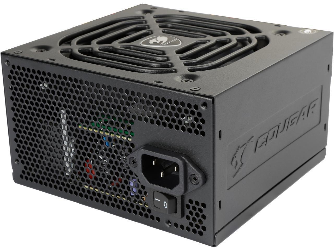 COUGAR VTE500 500W 80 PLUS BRONZE  Power Supply 25AR $24.99