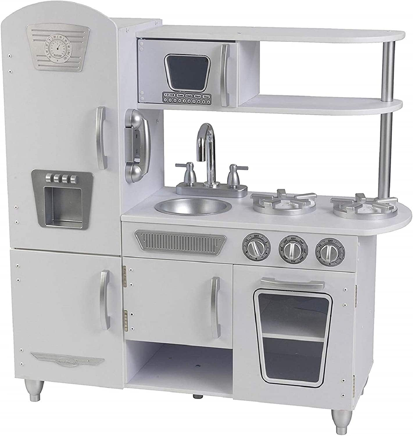 KidKraft Vintage Kitchen - White- $59.99 AC + free shipping
