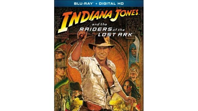 Indiana Jones - First 3 Films $4.99 each @ Best Buy - Blu-ray and Digital HD