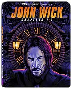 John Wick: Chapters 1-3 (4K Ultra HD + Digital) $24.30 @ Amazon