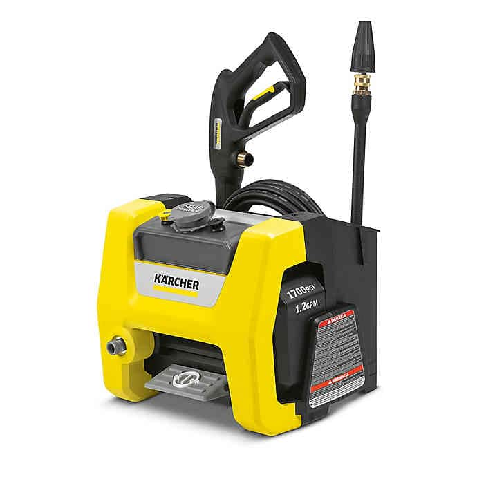 Karcher® 1700 PSI Cube Electric Power Washer $90.23