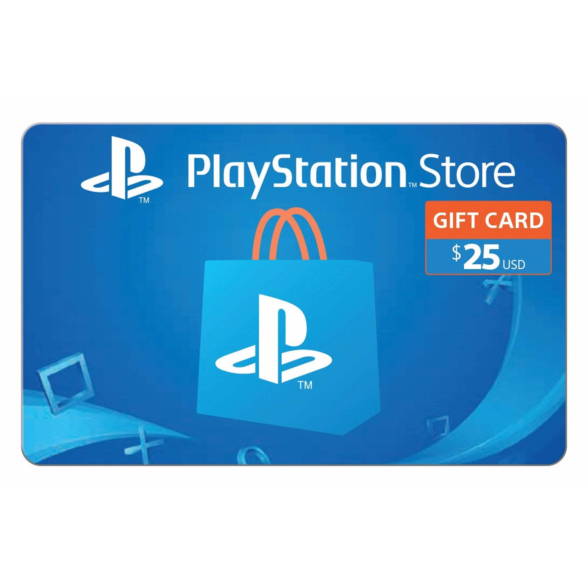 $25 PlayStation Store Gift Card for $19.99