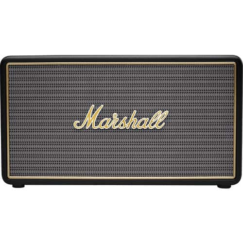 Marshall - Stockwell Portable Bluetooth Speaker - Black $129.99@Amazon