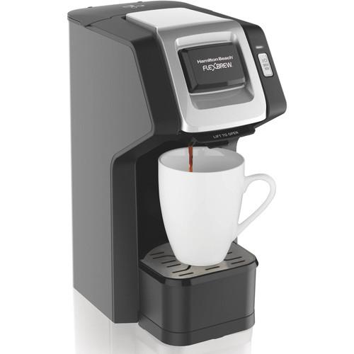 Hamilton Beach FlexBrew Single-Serve Coffee Maker   Model# 49974 $27.96@walmart $27.94