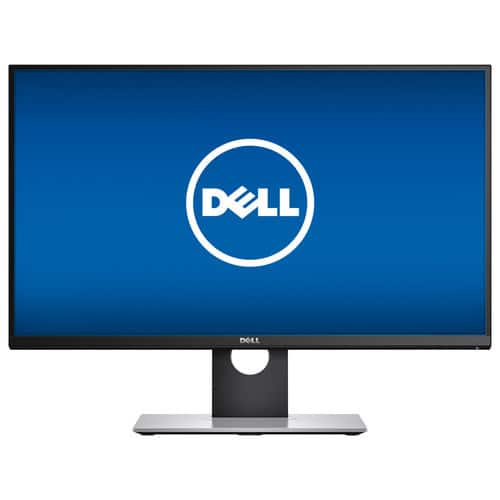 "Dell - S2716DG G-SYNC 27"" LED Monitor - Piano Black $399.99@bestbuy"