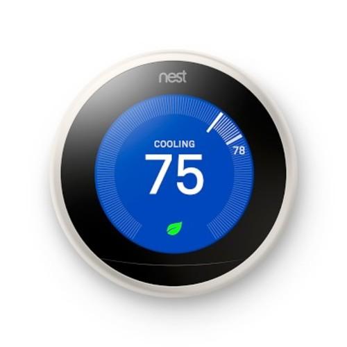 Nest Thermostat White $139@bestbuy