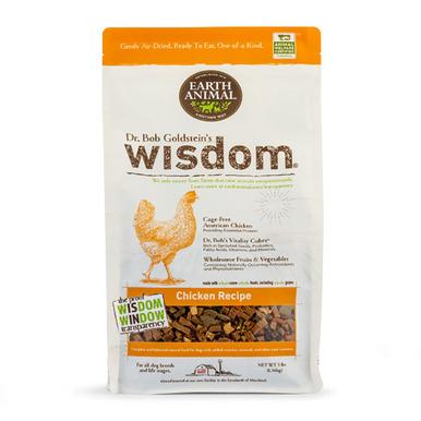 Wisdom Chicken Recipe Air-Dried Dog Food (Pet Food Express) - $5
