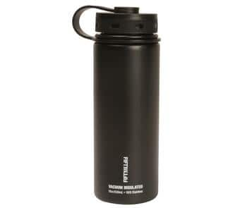 Fifty/Fifty Double-Wall Vacuum Insulated 18oz Bottle $9.99