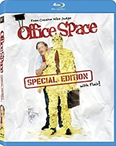 Office Space (Special Edition with Flair) (Blu-Ray) $5.97 @ Amazon