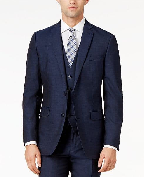 Bar III Wool Men's Suits, Pants from $45, Jackets from $55. Limited sizes