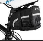 BV Large Bicycle Strap-On Bike Saddle Bag / Seat Bag / Cycling Bag still on for $7.27