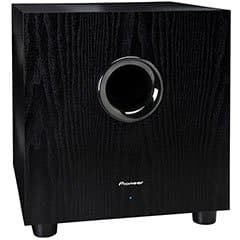Pioneer SW-8MK2 Andrew Jones Designed 100-Watt Powered Subwoofer $79.99 Shipped Amazon