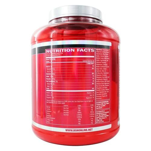 BSN SYNTHA-6 Protein Powder, Strawberry Milkshake, 5lbs $32.8