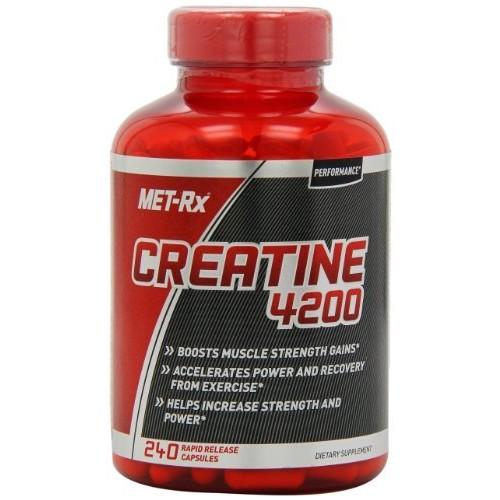 MET-Rx® Creatine 4200, 240 count $5.72