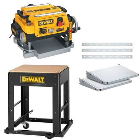 DEWALT DW735x Mobile Stand Combo $549