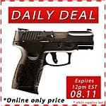 Gun deal: Taurus PT111 Millennium Gen2 9mm on sale - $199.99  @ PSA
