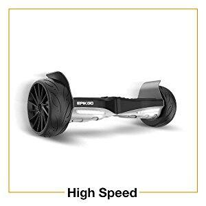 "EPIKGO SPORT Balance Board Self Balance Scooter Hover Self-Balancing Board - UL2272 Certified, All-Terrain 8.5"" Racing Wheels, 400W Dual-Motor, LG Smart Battery $349 @ Amazon"