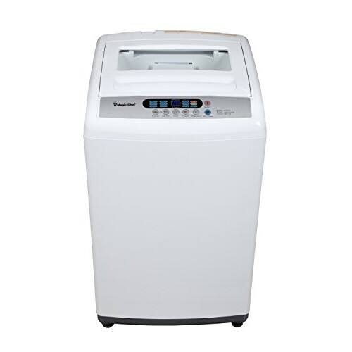 Magic Chef MCSTCW21W3 2.1 cu. ft. Topload Compact Washer, White $234.39 @amazon +FS