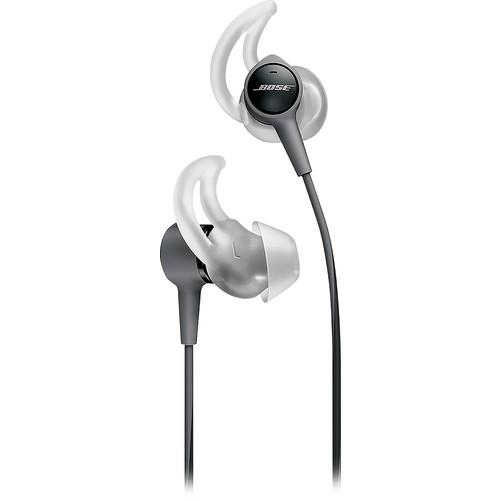 Bose® - SoundTrue® Ultra In-Ear Headphones (iOS) - Charcoal $74.99@bestbuy