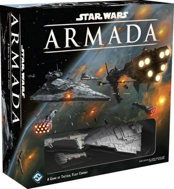 Star Wars Armada - B&N In-Store ONLY $39.98 with 20% Coupon