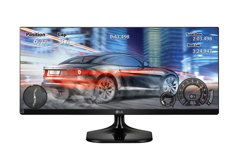 "Costco Members - LG 34UM58 34"" Ultrawide LED PC Monitor $279.99 w/free Overnight Shipping - YMMV as it is based on Local Costco Store Stock"