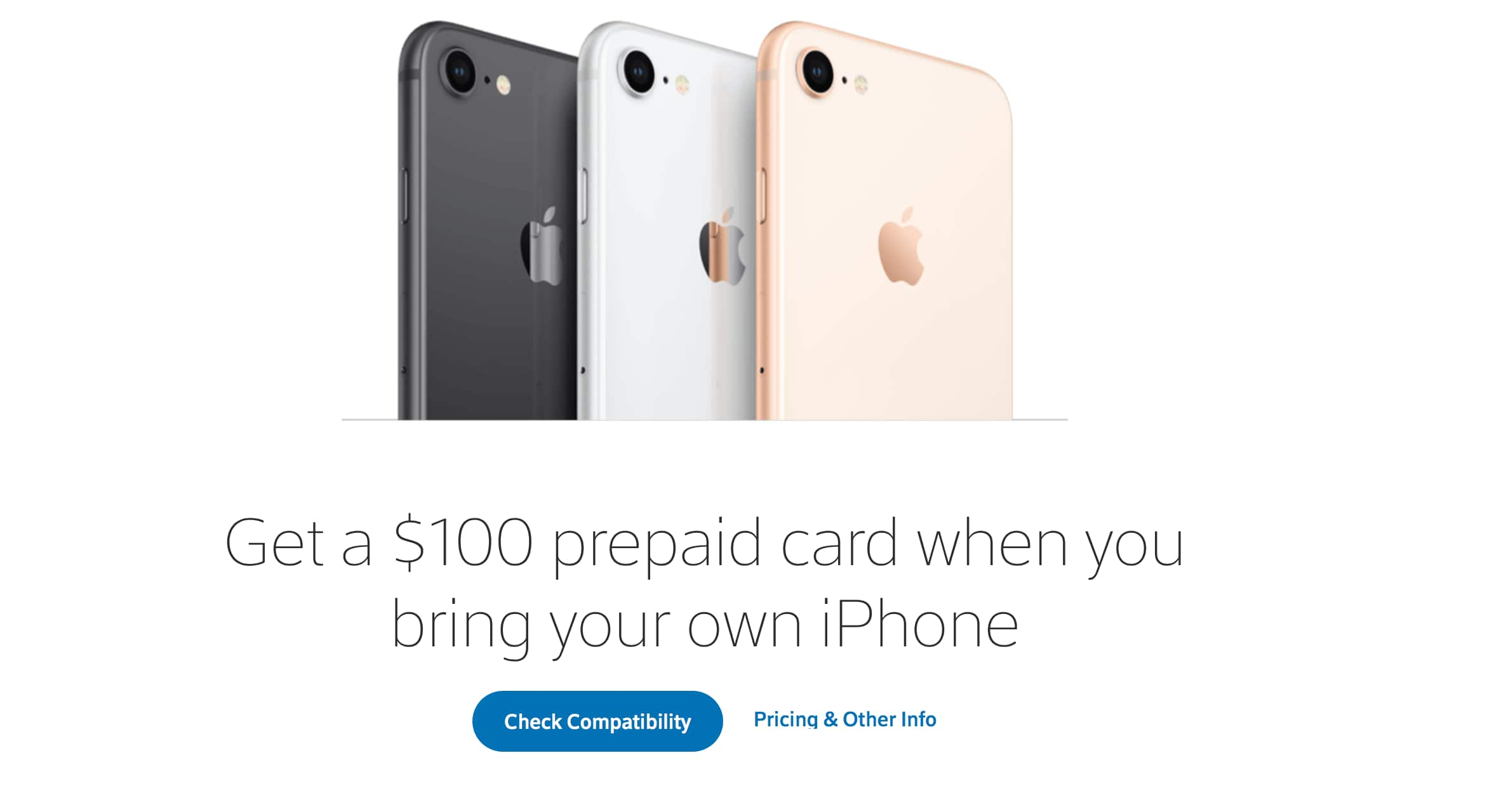 Xfinity Mobile BYOD is back with $100 Prepaid card after 90 days