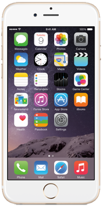 RECONDITIONED - iPhone 6 Gold 32GB @ $49 $49.99