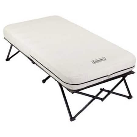 Coleman Twin Framed Airbed Cot $60.30 in-store p/u at walmart.com