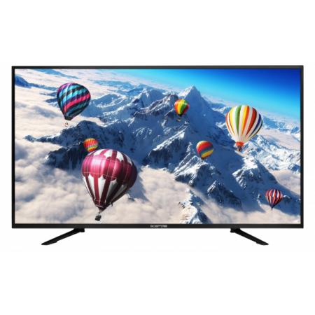 """Sceptre 55"""" Class 4K (2160P) LED TV (U550CV-U) $299.99"""