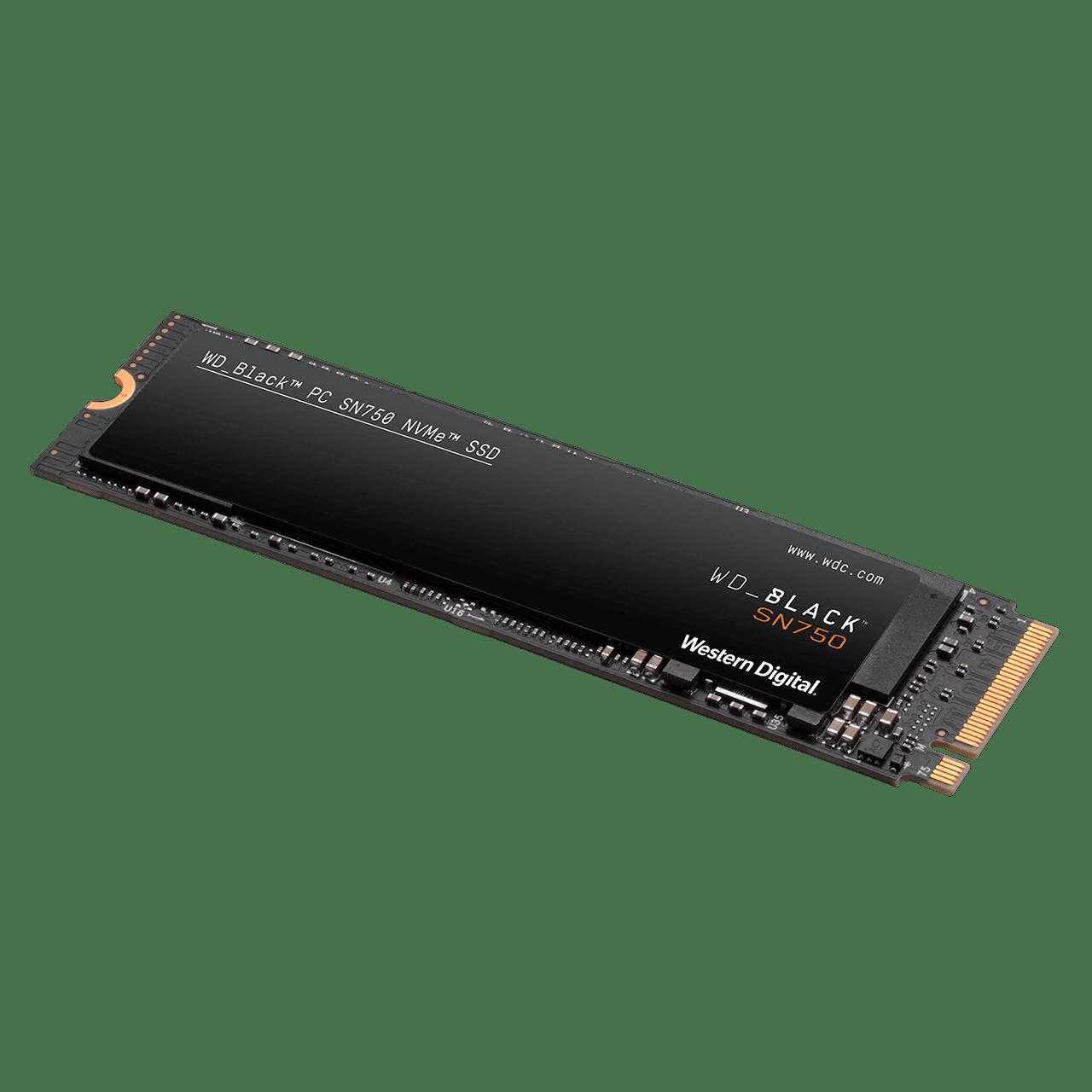 WD_BLACK SN750 NVMe SSD 2 TB w/o Heatsink & Game Awards Jacket $305.99 + Free Shipping