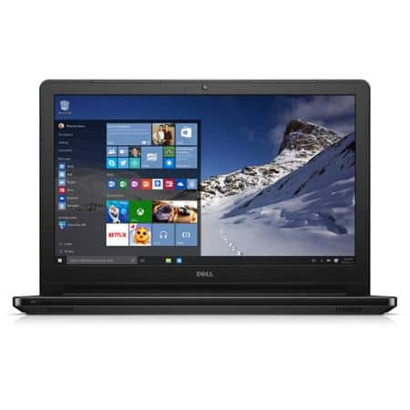 "Touchscreen Dell i5558 15.6"" Laptop i3, 6gb, 500gb HDD $199 Walmart YMMV"