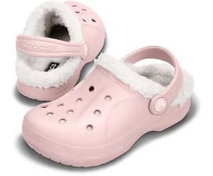 Kids' Ralen Fuzz Lined Clog @ Crocs $12.99@crocs