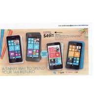Best Buy Deal: Bestbuy - Nokia Lumia 635 [AT&T/Boost/T-Mobile/Virgin] - $50 (3/1-3/7)