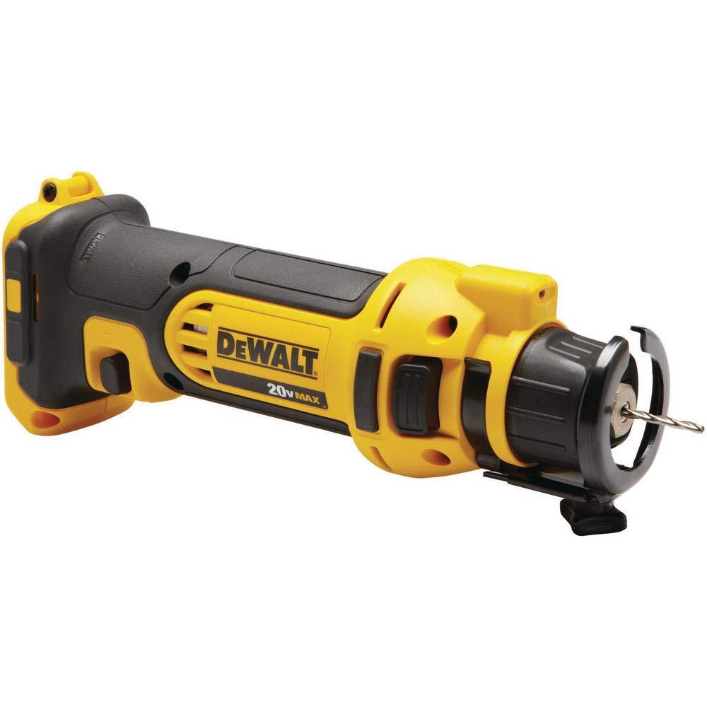 DEWALT DCS551B 20V Max Drywall Cut-Out Tool (Tool Only) $69.50
