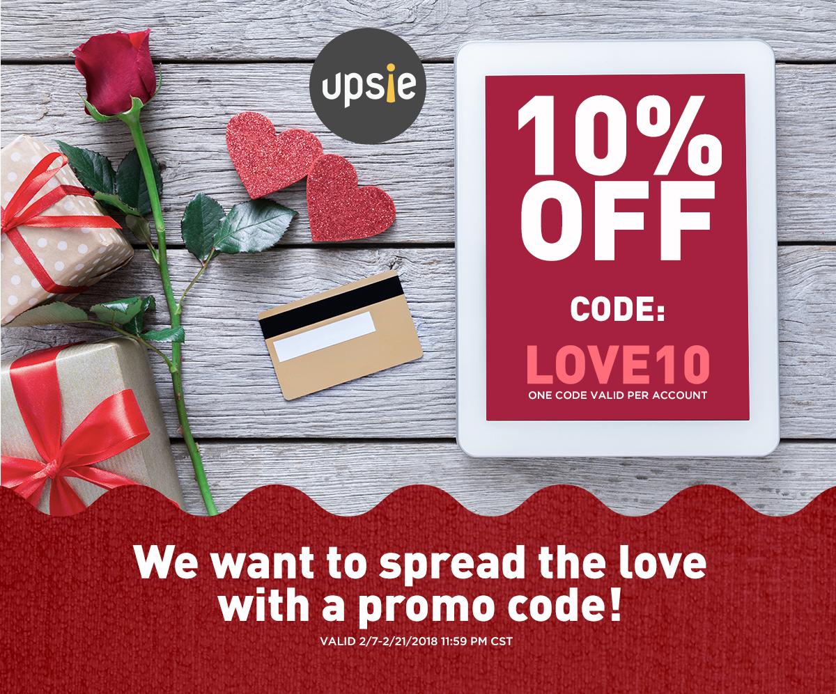 upsie.com 10% off coupon until 02/21/18