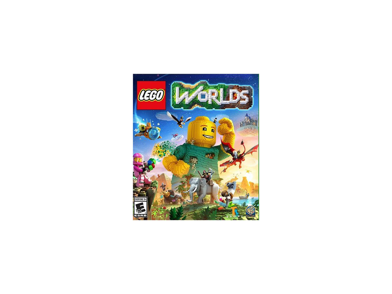 $10.20 LEGO Worlds [Online Game Code]