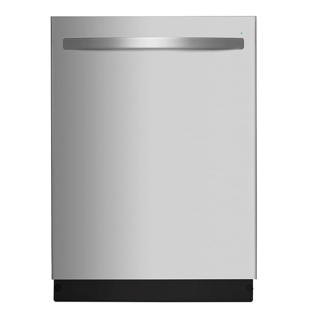 """$579.99 Kenmore 14573 24"""" Built-In Dishwasher w / Removable Third Rack - Stainless Steel"""