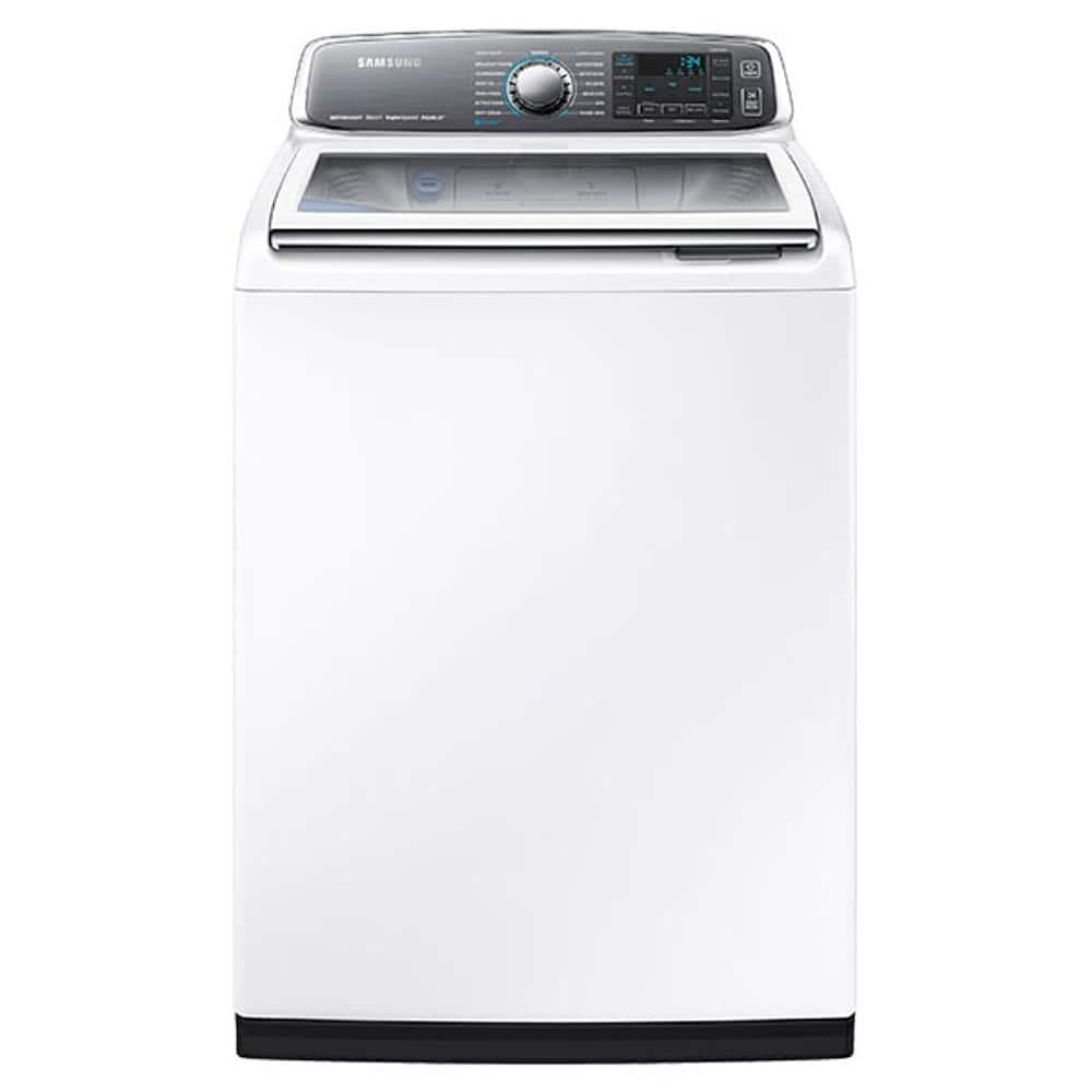 $499.88 + F/S Samsung WA52J8700AW/A2 5.2 cu. ft. Top Load Washer With Activewash™ White