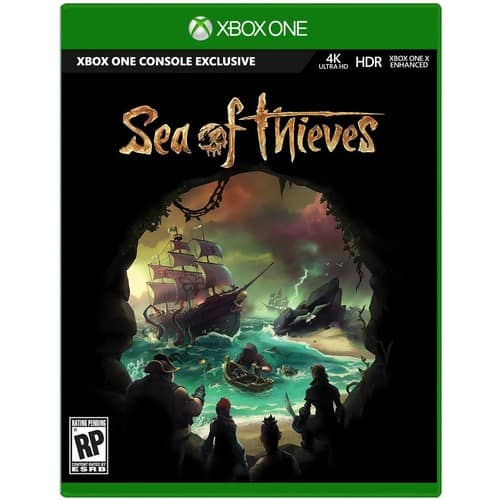 Pre-Order: Sea of Thieves - Xbox One Amazon Prime Member Savings $47.99 Physical Copy